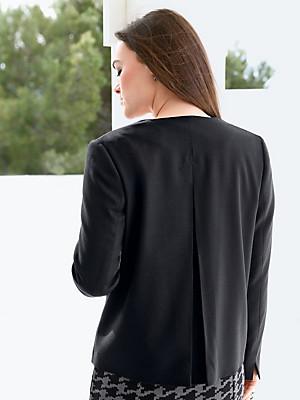 Emilia Lay - Jakke af 100% ren ny uld