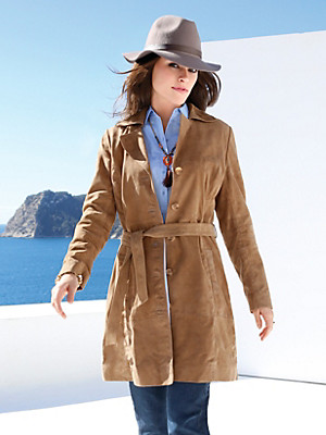 Emilia Lay - Læderfrakke