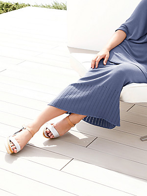 Emilia Lay - Strikket nederdel