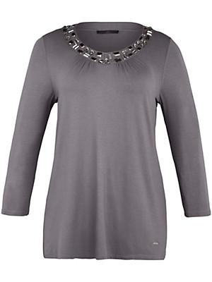 Emilia Lay - T-shirt med 3/4 ærmer