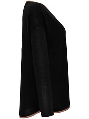 Emilia Lay - V-bluse