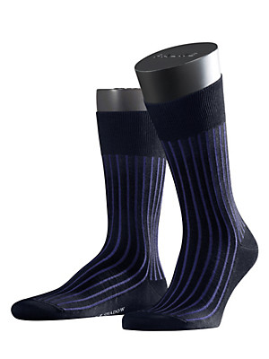 Falke - Mønstrede sokker