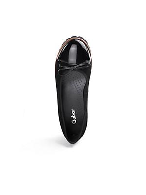 Gabor - Ballerinasko af 100% skind