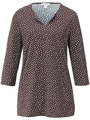 Green Cotton - Bluse med 3/4-ærmer i single-jersey