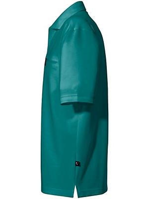 HAJO - Plejelet poloshirt med korte ærmer