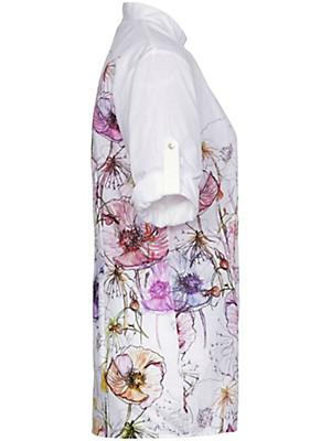 Just White - Skjorte 3/4-ærmer
