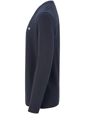 Lacoste - Bluse m. lange ærmer