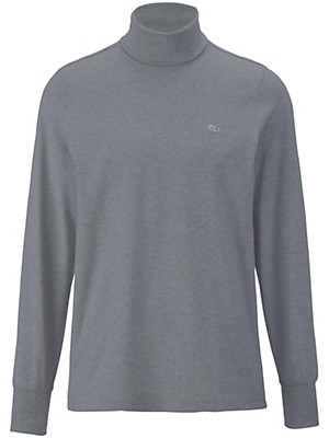 Lacoste - T-shirt m. rullekrave