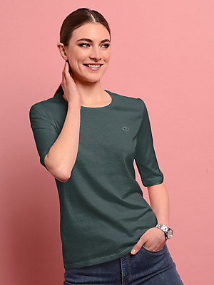 Lacoste - T-shirt m. rund hals
