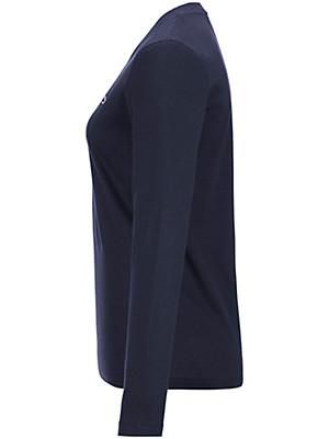 Lacoste - V-bluse