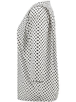 Laurèl - Bluse med 3/4-lange ærmer