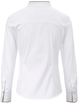 Laurèl - Bluse med skjortekrave