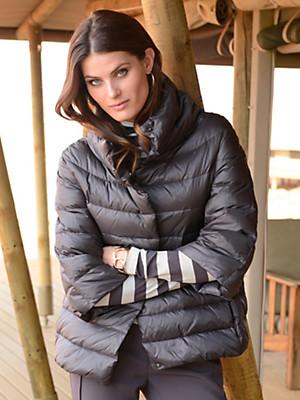 Laurèl - Quiltet jakke