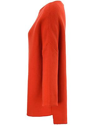 LIEBLINGSSTÜCK - Bluse med 3/4-ærmer og bådudskæring