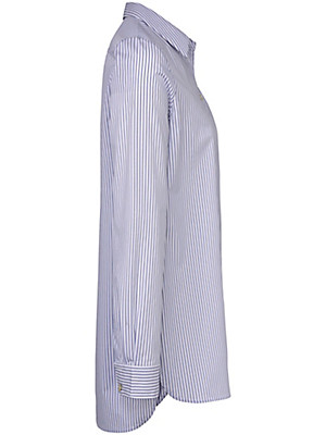 LIEBLINGSSTÜCK - Stribet bluse i ekstravagant snit