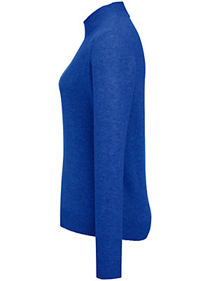Looxent - Bluse af 100% ren ny uld.