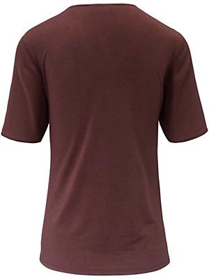 Looxent - Bluse med 1/2-lange ærmer.
