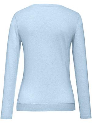 Looxent - Bluse med rund hals