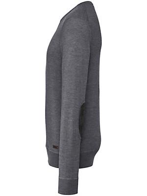 MAERZ - Bluse med rund hals