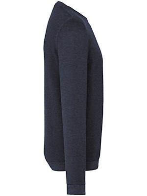 Olymp - Bluse med rund hals