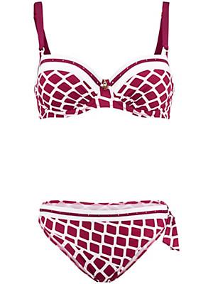 Opera - Bikini med bøjler og skåle
