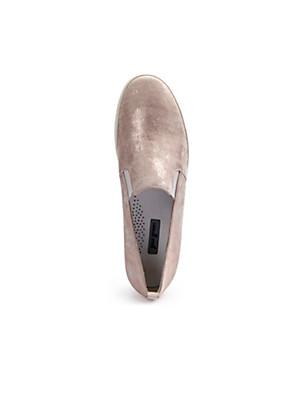 Paul Green - Hyttesko i elegant metallic-look