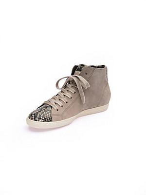 Paul Green - Moderne sneakers med slangedetaljer