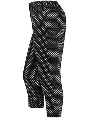 Peter Hahn - 7/8-bukser med slankt snit