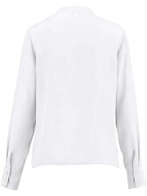 Peter Hahn - Bluse 100% silke