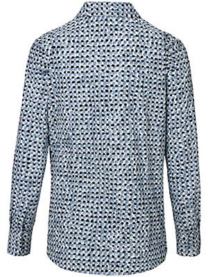 Peter Hahn - Bluse i skjorteblusesnit