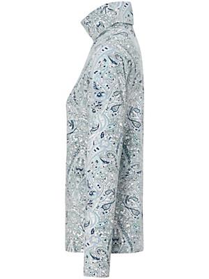 Peter Hahn - Bluse med rullekrave