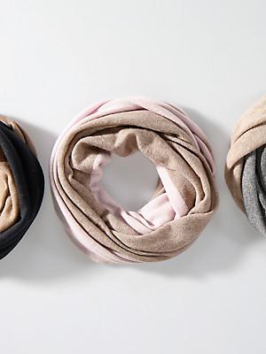 Peter Hahn Cashmere - Rørhalstørklæde