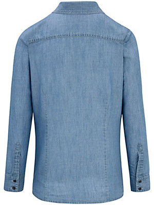 Peter Hahn - Denimskjorte