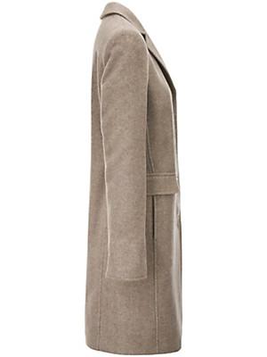 Peter Hahn - Frakke 100% ren ny uld
