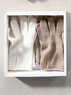 Peter Hahn - Handsker i ren kashmir