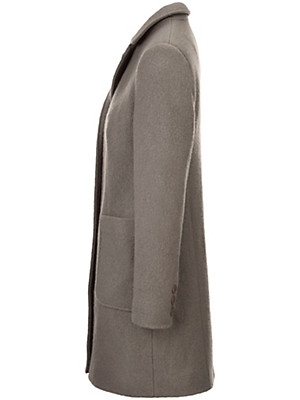 Peter Hahn - Kort frakke med reverskrave