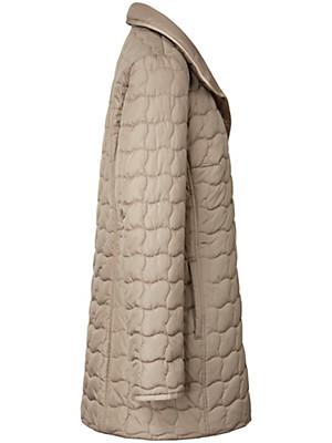 Peter Hahn - Lang quiltet jakke