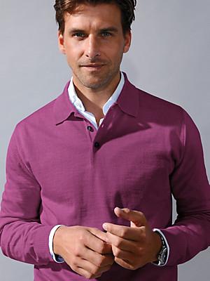Peter Hahn - Polotrøje 100% ren ny uld