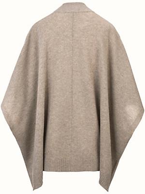 Peter Hahn - Poncho 100% ren ny uld