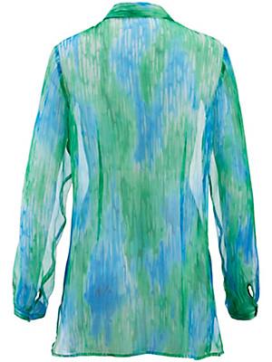 Peter Hahn - Skjorte i 100% silke