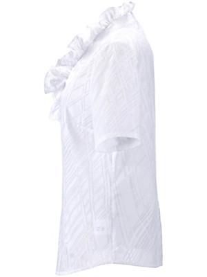 Peter Hahn - Skjorte m. korte ærmer