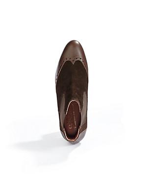 Peter Hahn - Støvletter med klassisk hulmønster