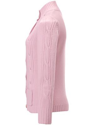 Peter Hahn - Strikjakke i ren ny uld
