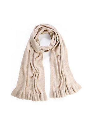 Peter Hahn - Striktørklæde af 100% kashmir