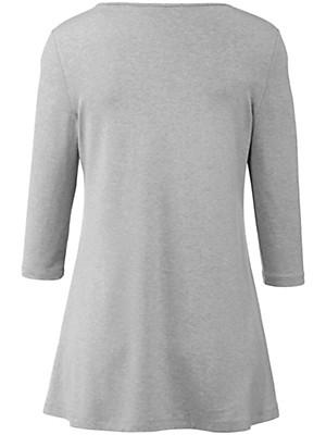 Peter Hahn - T-shirt med rund hals
