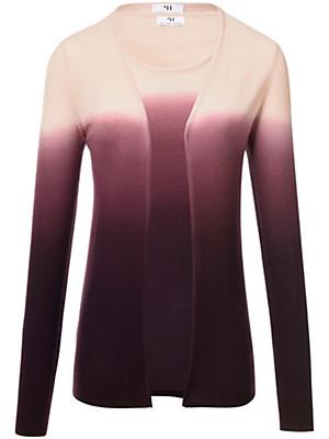 Peter Hahn - Twinsæt af 100% ren ny uld