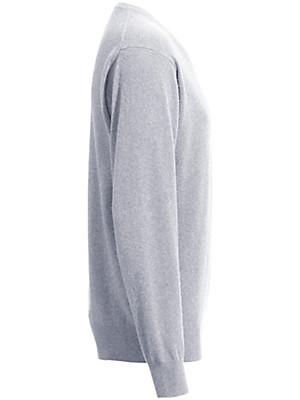 Peter Hahn - V-bluse 100% kashmir