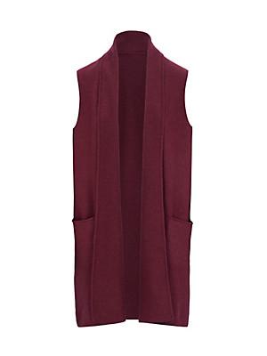 Peter Hahn - Vest 100% ren ny uld
