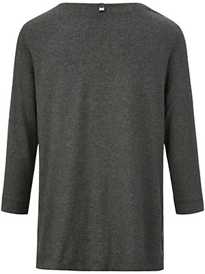 Riani - T-shirt med rund hals og 3/4-lange ærmer