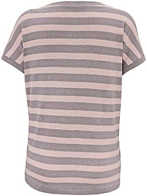 Samoon - T-shirt med rund hals